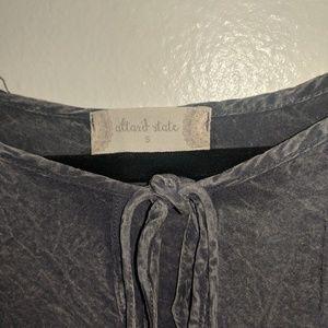 Denim Wash Shirt